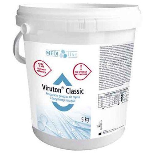 Medisept Viruton classic proszek do dezynfekcji narzędzi medycznych 5 kg (5907626634013)