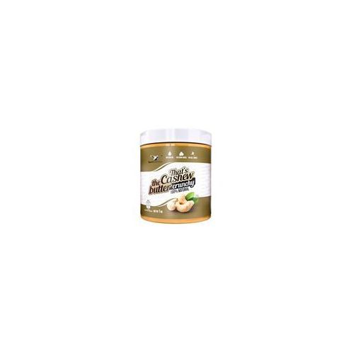 Sport definition that's the cashew butter crunchy 1000g