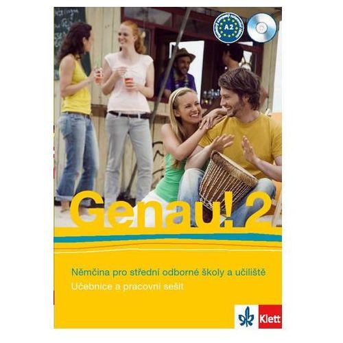 Genau! 2 - Němčina Pro Soš A Učiliště (Učebnice + Ps + 2cd) (9788073970659)