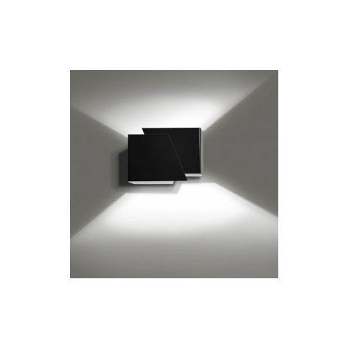 FROST BLACK 940/2 nowoczesny kinkiet ścienny czarny LED
