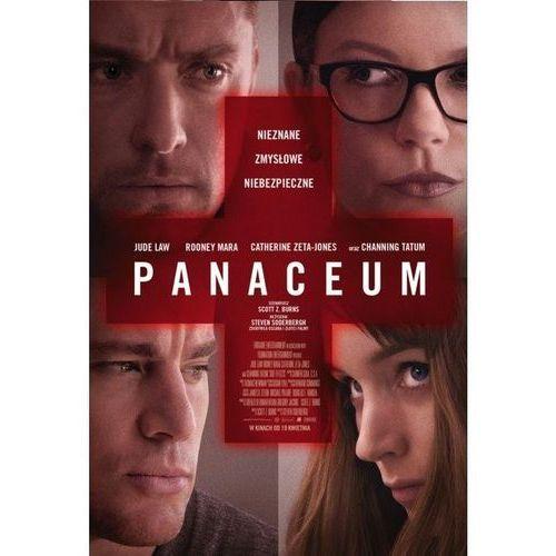 Panaceum (2013) dvd marki Soderbergh steven