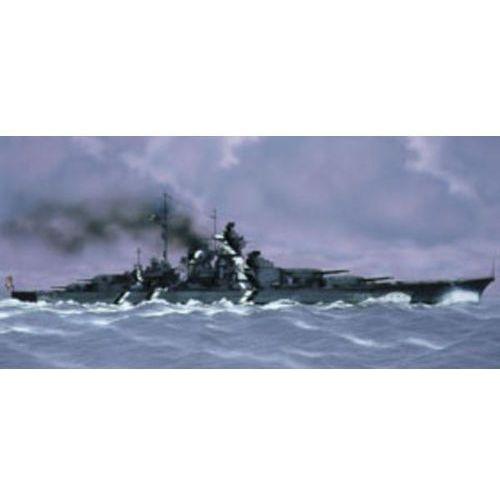 "Niemiecki pancernik ""Bismarck"" Heller 81078"