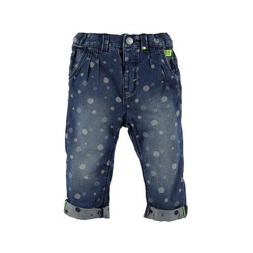 Dżinsy w kolorze niebieskim | rozmiar 74 - produkt dostępny w LIMANGO