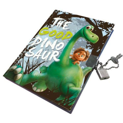 Pamiętnik na kłódkę Dobry Dinozaur (pamiętnik)