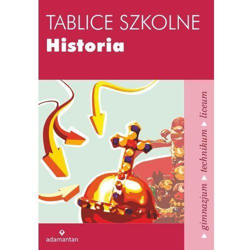 Tablice szkolne Historia (160 str.)