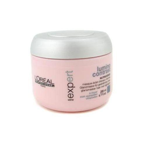 LOreal - Lumino Contrast Mask - Maska nadająca blask włosom z pasemkami - 200 ml ze sklepu sklepEstetyka.pl