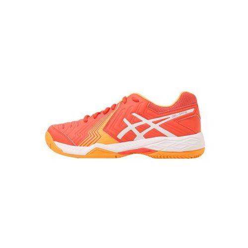 ASICS GEL GAME 6 CLAY Obuwie do tenisa Outdoor coralicious/white/orange pop, 37-43.5