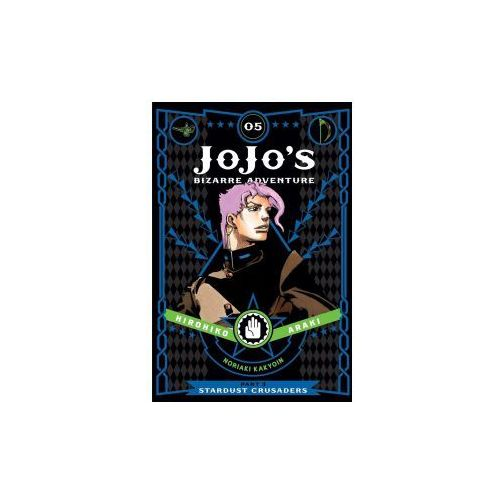 JoJo's Bizarre Adventure: Part 3--Stardust Crusaders, Vol. 5 (9781421591711)