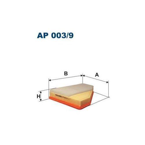 003/9 ap filtr powietrza chrysler pt cruiser 2.2crd 02- ap003/9 marki Filtron