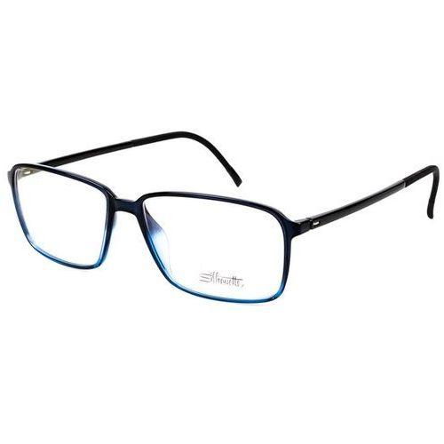 Okulary korekcyjne spx illusion 2887 6055 marki Silhouette