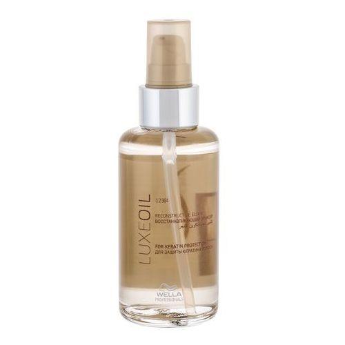 WELLA SP Luxe Oil Eliksir - eliksir odbudowujący do włosów 100 ml, 3498