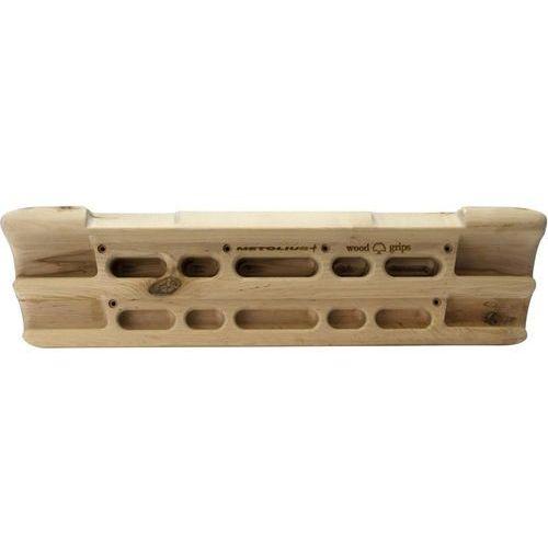 Metolius Wood Grips Compact II brązowy 2018 Chwytotablice