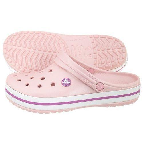 Klapki Crocs Crocband Pearl Pink/Wild Orchid 11016-6MB (CR58-l), 11016-6MB