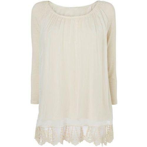 padma silk and jersey 3/4 sleeve blouse marki Phase eight