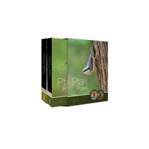Pakiet: Ptaki Polski. Tom 1-2 (+2CD AUDIO) (9788377633298)