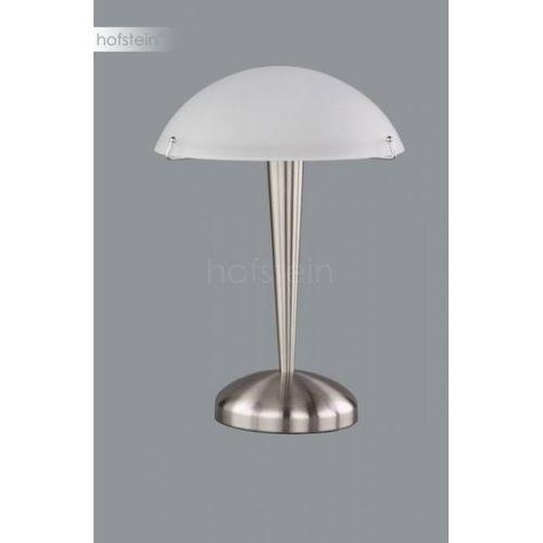 Reality pilz lampa stołowa nikiel matowy, 1-punktowy - nowoczesny - obszar wewnętrzny - pilz - czas dostawy: od 2-4 dni roboczych