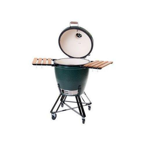 grill ceramiczny LARGE (zestaw) - firmy Big Green Egg (USA) - oferta [258d2075374142db]