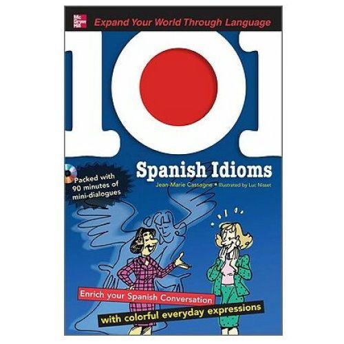 101 Spanish Idioms - Wysyłka od 3,99 - porównuj ceny z wysyłką