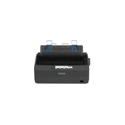 Epson lx-350 9 pin dot matrix printer usb 2.0 1/4 original/colanders