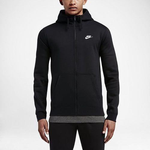 Nike Bluza nsw hoodie fz 804389-010