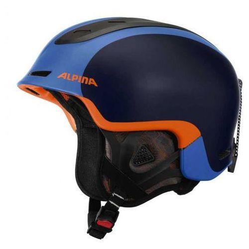 spine - kask narciarski, snowboardowy r. 52-56 cm - 60% marki Alpina