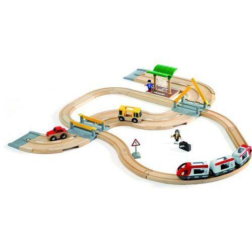 Brio zestaw torów i dróg 33209