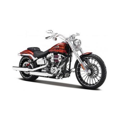 Motocykl MAISTO MI 32327 HD Motorcycles 2014 CVO Breakuot 1:12 (0090159084570)