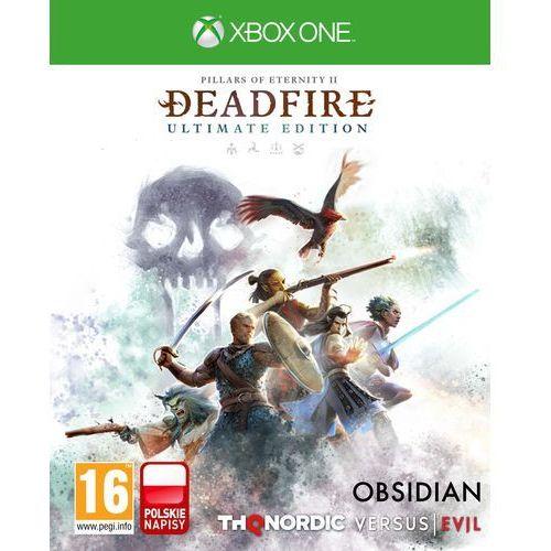 Pillars Of Eternity 2 Deadfire (Xbox One)