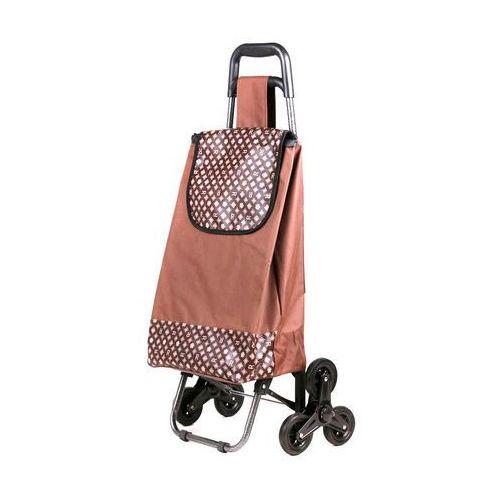 Wózek na zakupy z potrójnymi kołami 3K 04 Promocja (wózek na zakupy)
