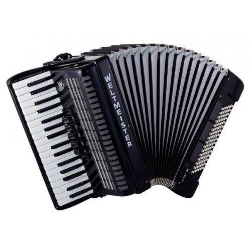 Weltmeister Achat 80 34/80/III/5/3 akordeon (czarny)