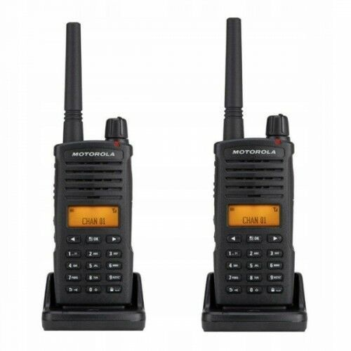 Motorola 2x radiotelefon pmr xt660d cyfrowy dpmr