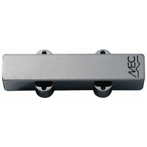 MEC Jazz kurz PU 4 aktiv, chrom MEC Jazz short PU 4 activ, chromowany przetwornik gitarowy