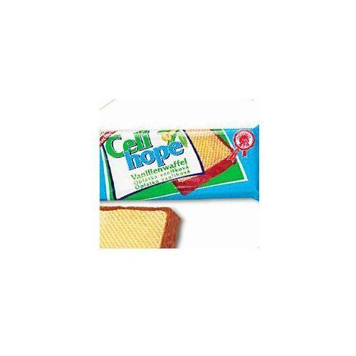 Wafelek z fruktozą o smaku waniliowym bez cukru bezglutenowy 35g Pecivarne, 8586008102325