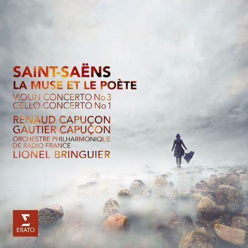 Saint-saens: La Muse Et Le Poete (CD) (5099993413428)