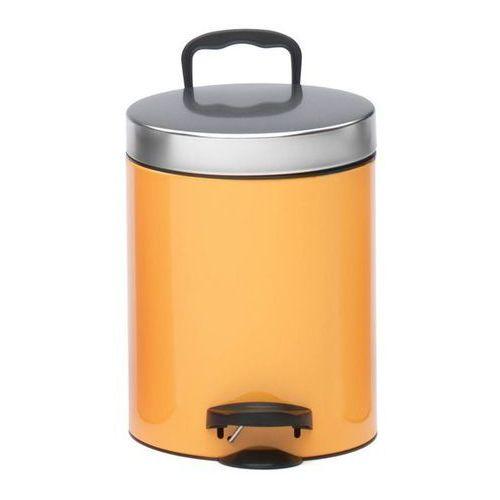 Meliconi Kosz na śmieci new line 5l pomarańczowy