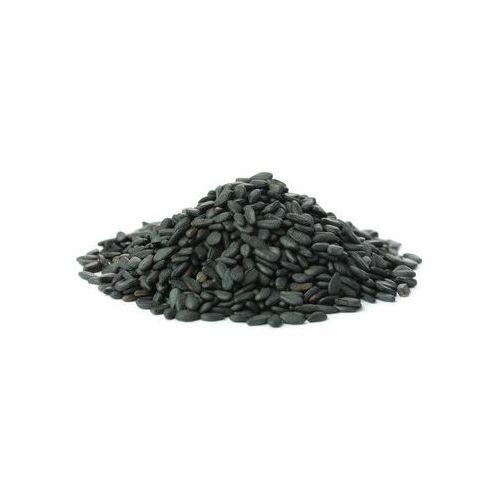 Horeca - surowce Sezam czarny niełuskany bio (surowiec) (25 kg- cena za 1 kg)