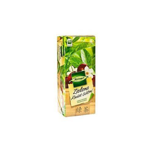 Herbata ZIELONA z kwiatem wiśni fix - 20 sasz.a 1,5g