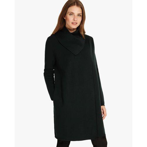 Phase eight (jl) paloma plain jacquard knit coat