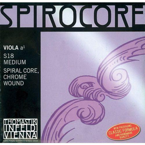Thomastik (637100) spirocore struna do altówki - spiralny rdzeń - a miękka - s17w