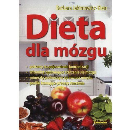 Dieta dla mózgu - Barbara Jakimowicz-Klein (160 str.)