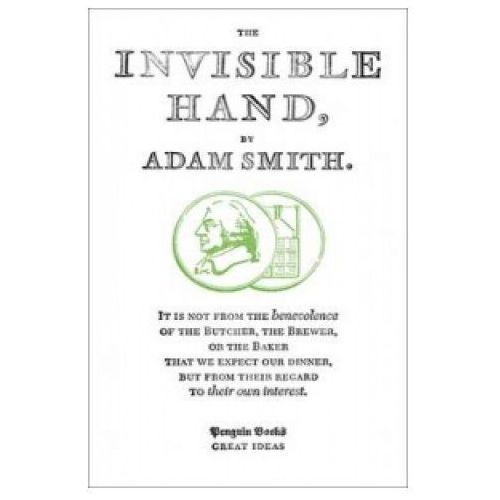 Invisible Hand, A. Smith