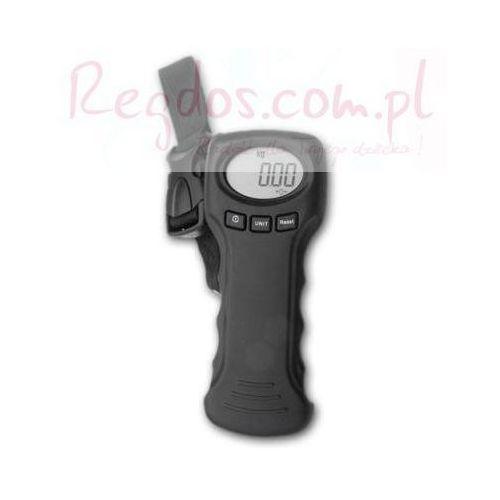 Cyfrowa waga bagażowa LCD do 44 kg - wskaźnik temperatury