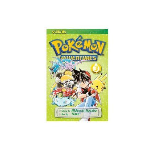 Pokemon Adventures (Red and Blue), Vol. 3, Kusaka, Hidenori