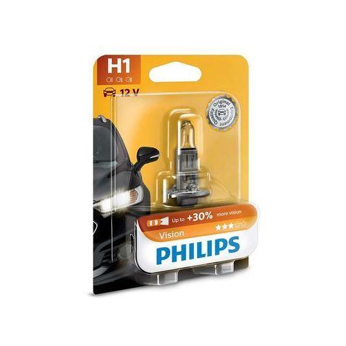 Żarówka samochodowa vision 12258prb1 h1 op14,5s/55w/12v marki Philips