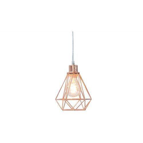 Lampa wisząca GEOMETRIC SMALL miedziana, HL503KU/PCQ1-8 (8097247)