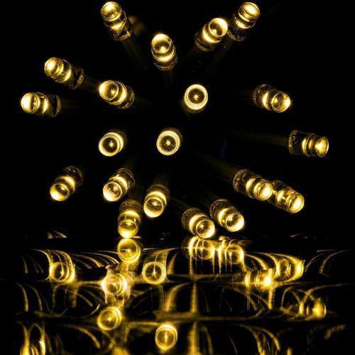LAMPKI CHOINKOWE 100 DIOD LED OZDOBA SWIATECZNA - 100 LED / 15 METRÓW (ozdoba świąteczna)