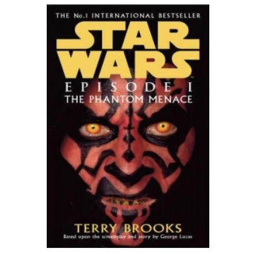 Star Wars: Episode 1 - The Phantom Menace (336 str.)