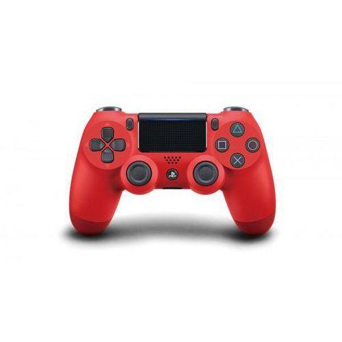 dualshock 4 czerwony marki Sony