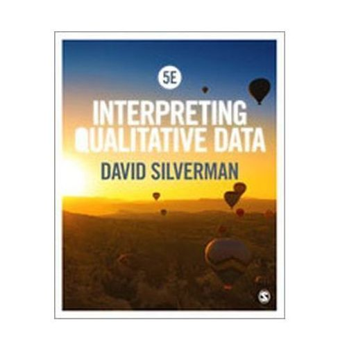 Interpreting Qualitative Data (9781446295434)