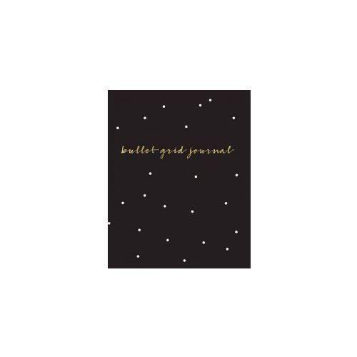 Bullet Grid Journal: Polka Dot, 150 Dot Grid Pages, 8x10, Professionally Designed (9781542393348)